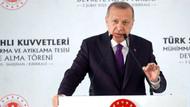 Erdoğan'dan felaketler sonrası açıklama