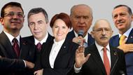 İmamoğlu güvenilirlikte Erdoğan'ı geride bıraktı