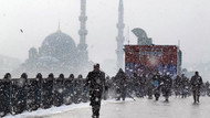 İstanbul için Meteoroloji ve İBB'den kar uyarısı