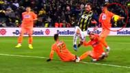 Fenerbahçe'nin penaltı isyanı! Taraftarlar hakeme tepki gösterdi