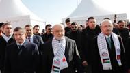 Yenikapı'da Kudüs mitingi muhalefeti birleştirdi