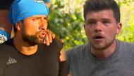 Survivor Erman ve Yasin kavgası! Survivor dokunulmazlığı kim kazandı?