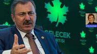 Selçuk Özdağ'dan Çavuşoğlu'na: Muhalefet partilerine yaptıklarınız bunun aynısı değil mi?