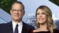 Tom Hanks ve eşinde koronavirüsü tespit edildi