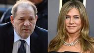 Tecavüzcü Harvey Weinstein'dan Jennifer Aniston'a şok tehdit: Öldürülmesi gerek