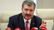 Sağlık Bakanı Koca'dan koronavirüsü açıklaması: 2 ay direnelim