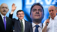 Ali Babacan Kılıçdaroğlu ve Davutoğlu'nu geçti