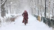 Mart karı geliyor! Meteoroloji uyardı