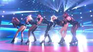Pussycat Dolls'un erotik şovuna tepki yağdı