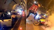 İstanbul'da asker uğurlama: Tünel kapattılar, havai fişek patlattılar, havaya ateş açtılar!