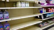 17 bin şişe dezenfektanı internetten satmaya çalışırken yakalandı