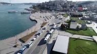 İstanbul'da Koronavirüs tedirginliği sokağa yansıdı
