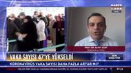 Alpay Azap'tan çarpıcı açıklama: Koronavirüs üç-beş günde bir kişiden 625 kişiye bulaşıyor