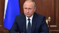 Vladimir Putin'den savaş açıklaması