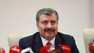 Sağlık Bakanı Koca, Erdoğan kendisine teşekkür edince ağladı