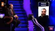 Kim Milyoner Olmak İster'de Telefon jokerinden Kenan'ı şaşırtan karizma yorumu