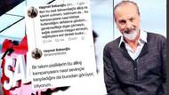 Pislikler diyen Sabah yazarı Haşmet Babaoğlu, Erdoğan alkışlayınca hesabını kapattı