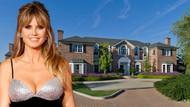 Heidi Klum 10 milyon dolarlık malikanesinde karantinada