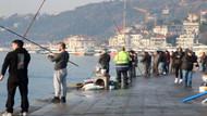 İstanbul'da sahillere bugün de akın ettiler