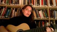 Nil Karaibrahimgil'den koronavirüs salgınında karantina şarkısı