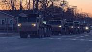 Son dakika: ABD Ordusu New York sokaklarında