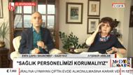 Sokağa çıkma yasağı Ayşenur Arslan'ı vurdu