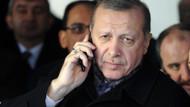 Erdoğan'dan Fatih Terim'e geçmiş olsun telefonu