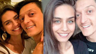 Mesut Özil ve Amine Gülşe'ye corona virüs engeli!