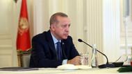 Erdoğan Koronavirüs yardımlarını tek tek açıkladı