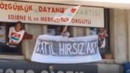 Anayasa Mahkemesi: Katil hırsız AKP pankartı ifade özgürlüğü