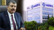 Fahrettin Koca'yı kızdıran soruya Medipol Hastanesi'nden yanıt