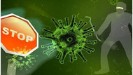 Polisten suçlulara koronavirüs ricası