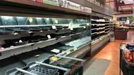 Kadın ürünlerin üzerine öksürünce bakın market ne yaptı?