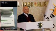 AKP'li vekilin oğlu koronavirüs testi siparişi topluyor iddiası!