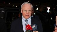 ABD Suriye Özel Temsilcisi Jeffrey: Türkiye'ye mühimmat sağlamak istiyoruz