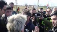 A Haber muhabiri Erdoğan'ın danışmanına soru soran gazeteciyle tartıştı