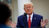 Trump: ABD'de ölümleri 100 binin altında tutabilirsek büyük başarı olur