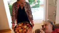 Safiye Soyman ve Faik Öztürk'ün soğan mücadelesi