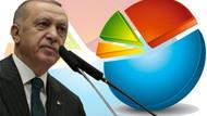 Son ankette Erdoğan'a büyük şok! Görev onayı yüzde 41