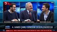 Ak Partili Milletvekili Ahmet Hamdi Çamlı'dan Ali Babacan Taklidi