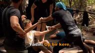 Survivor'da Yasin'den Evrim'e ilginç teklif: Öp bir kere