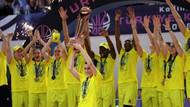 Kadınlar Türkiye Kupası'nda şampiyon Fenerbahçe Öznur Kablo