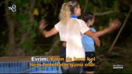 Survivor'da Evrim'den Sercan'a: Hem kel hem fodul..