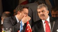 Abdullah Gül ve Ali Babacan'ın yolları daha partiyi kurmadan ayrıldı!