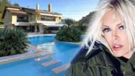 Ajda Pekkan'dan lüks villasına corona dekorasyonu!