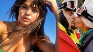 Selena Gomez'e karantina yaramadı!