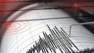 Van'da 4.7 büyüklüğünde deprem! Son depremler listesi
