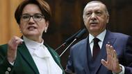 Akşener: Yeni Cami'de dilenip Sultanahmet'te sadaka dağıtamazsınız