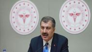 Koronavirüs Son dakika: Türkiye'de vaka sayısı 20921 can kaybı 425'e çıktı