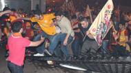 Galatasaraylı taraftarlar gözaltına alındı!